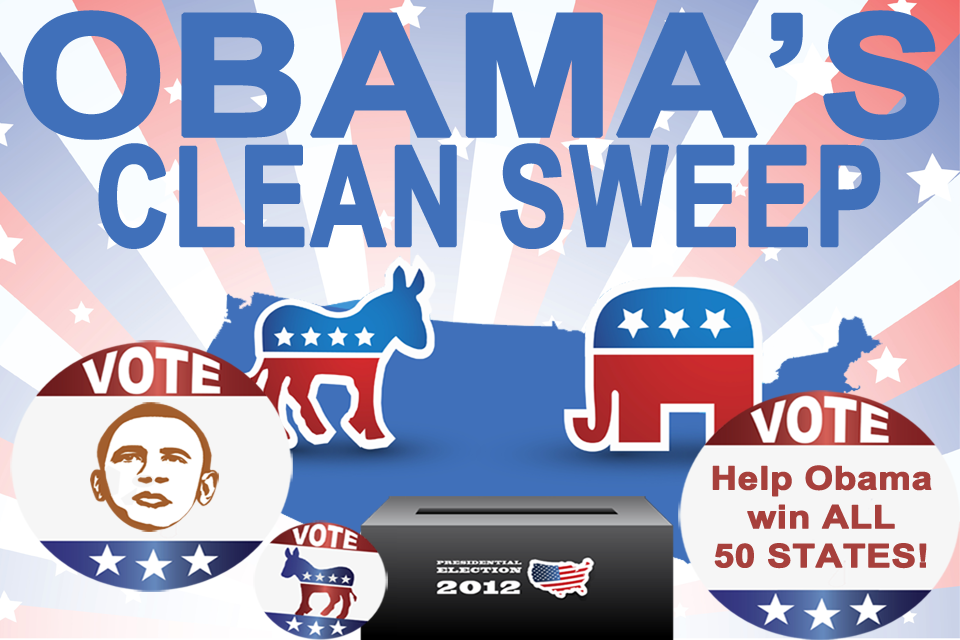 Screenshot Obama's Clean Sweep